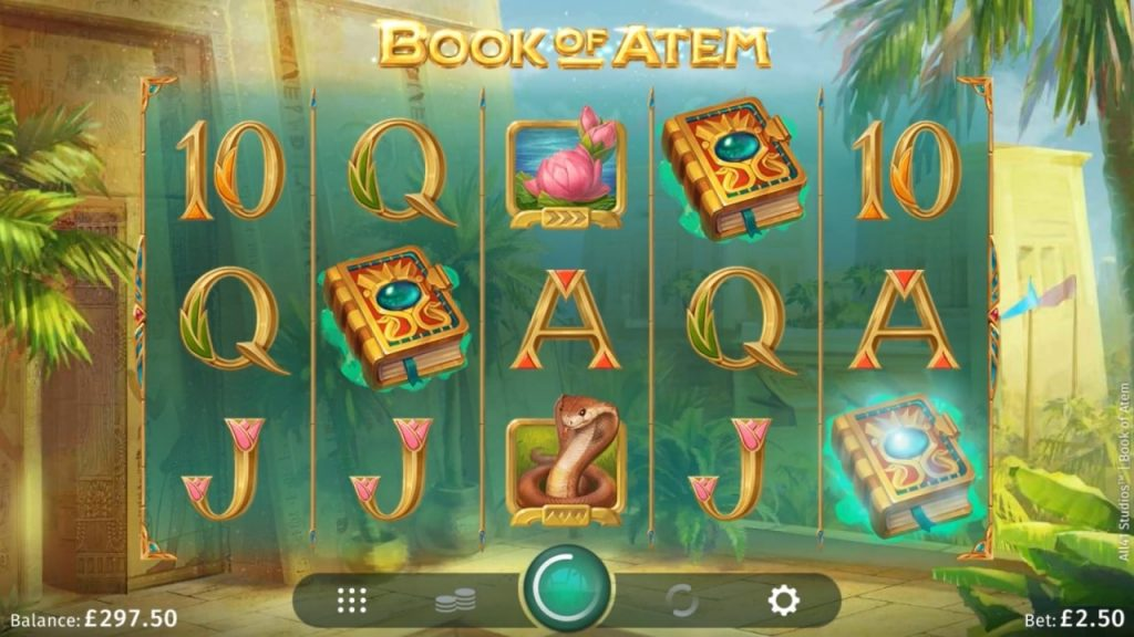 The Book of Atem mobile
