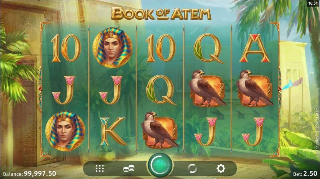 The Book of Atem online
