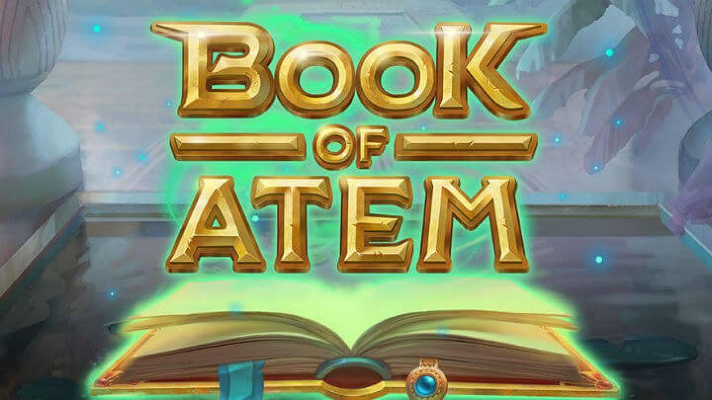 The Book of Atem Slot
